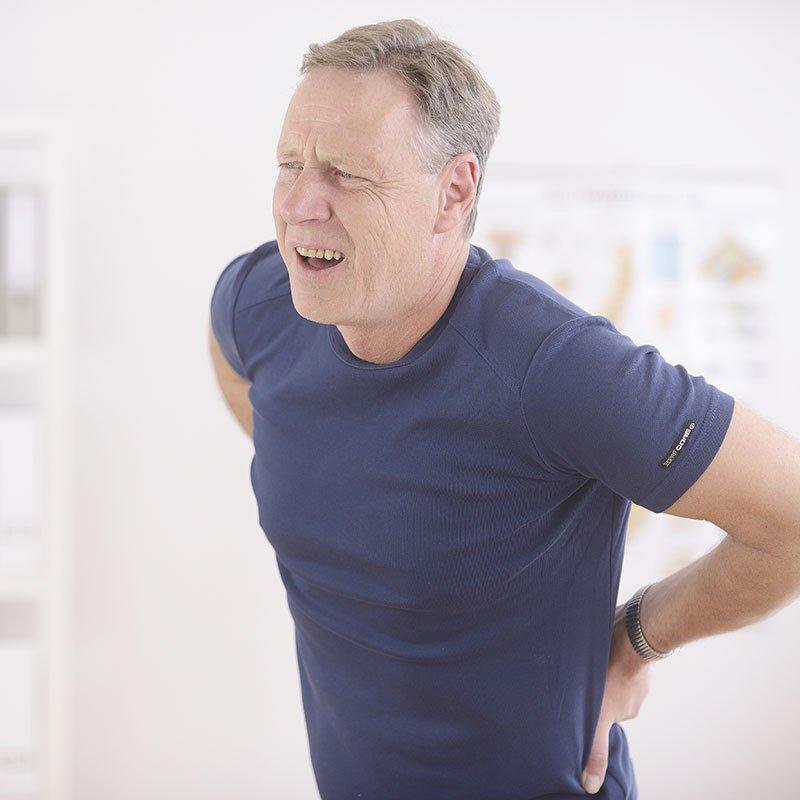 Symptoms & Pain Relief